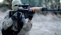 """خطرناکترین تک تیرانداز داعش؛ """"نورا"""" دختر روس"""