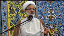 حجت الاسلام قائمی امام جمعه موقت شهرضا