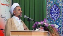 حجت الاسلام زمانی-امام جمعه شهر وزوان