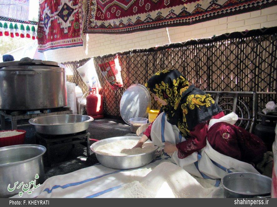 نمایشگاه صنایع دستی-شاهین پرس