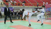 مسابقه کاراته