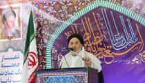 حجت الاسلام عاملی-امام جمعه شهرگرگاب